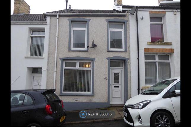 Thumbnail Terraced house to rent in Brynglas Street, Merthyr Tydfil