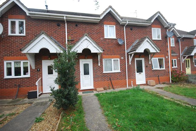 Thumbnail Terraced house to rent in Brayfields, Pinchbeck, Spalding