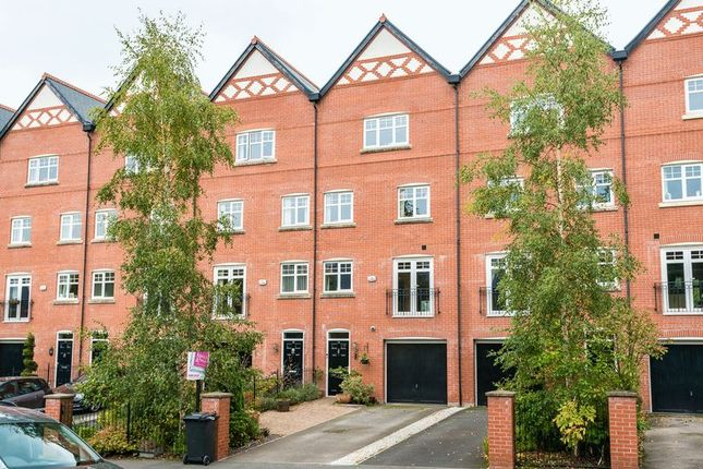 Thumbnail Town house for sale in Gardinar Close, Standish, Wigan