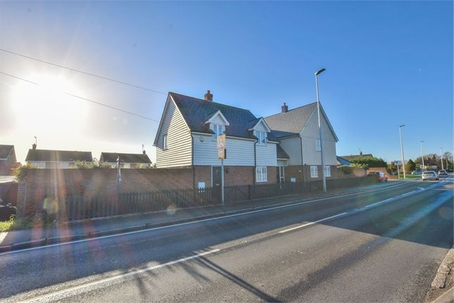 Thumbnail Semi-detached house for sale in Coggeshall Road, Marks Tey, Colchester, Essex