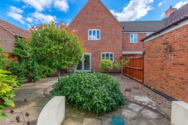 Thumbnail Link-detached house for sale in Glover Court, Middleton, Market Harborough