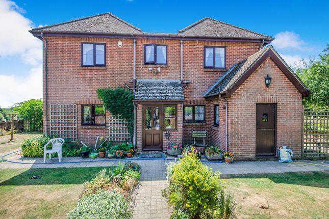 Thumbnail Detached house for sale in Bulbury Lane, Lytchett Minster, Poole