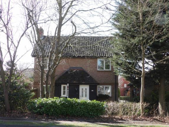 Thumbnail Detached house for sale in Spruce Close, Laindon, Basildon