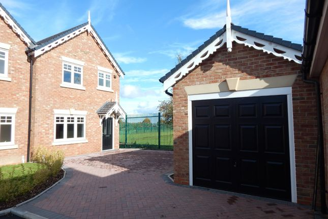 Thumbnail Semi-detached house for sale in Field View, Chase Terrace, Burntwood