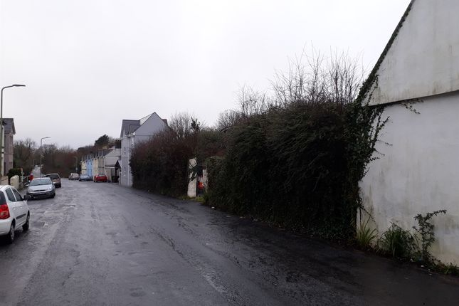 Thumbnail Land for sale in Wolseley Road, Plymouth
