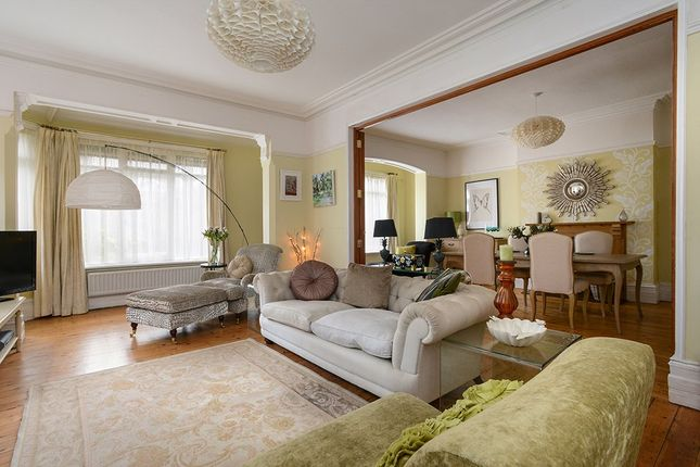 Thumbnail Semi-detached house for sale in Ebers Road, Mapperley Park, Nottingham