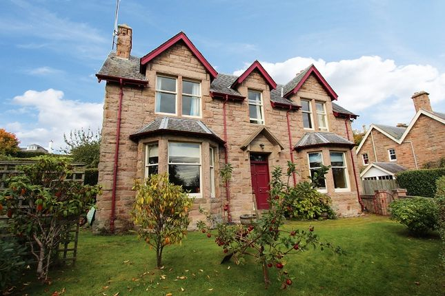 Thumbnail Detached house for sale in Craigview, Craig Road, Dingwall.