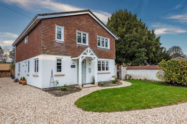 Thumbnail Detached house for sale in Horsebridge Road, Broughton, Stockbridge