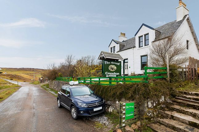 Thumbnail Commercial property for sale in Stoer, Lochinver, Lairg