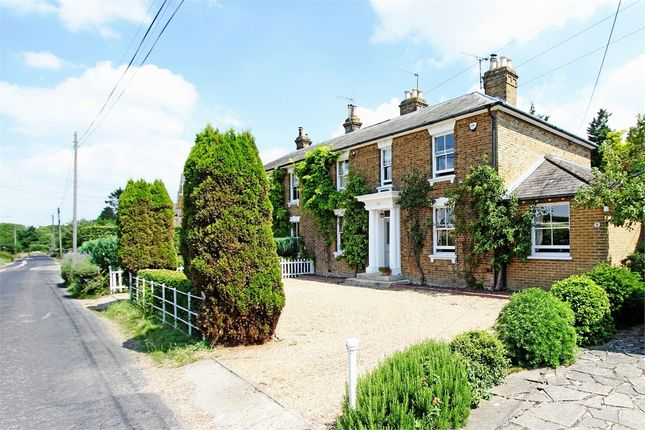 Thumbnail Semi-detached house for sale in Highsted Valley, Rodmersham, Kent