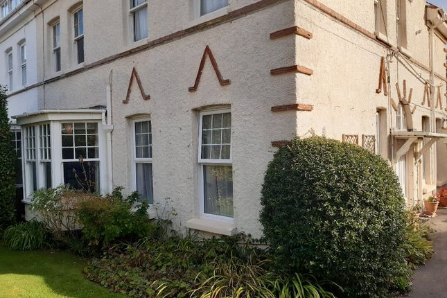 3 bed flat for sale in Links Road, Budleigh Salterton EX9