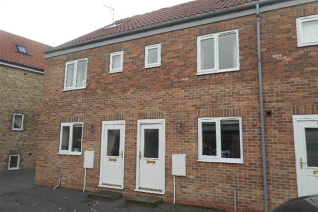 Thumbnail Town house to rent in Westgate Court, Ripon