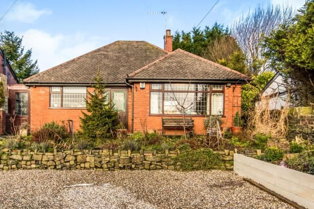 Thumbnail Bungalow for sale in Bury & Rochdale Old Road, Birtle, Bury, Greater Manchester
