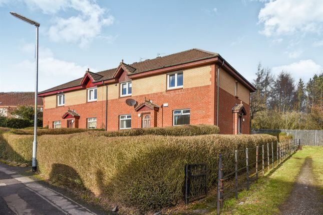 Thumbnail Flat for sale in Hilda Crescent, Robroyston, Glasgow