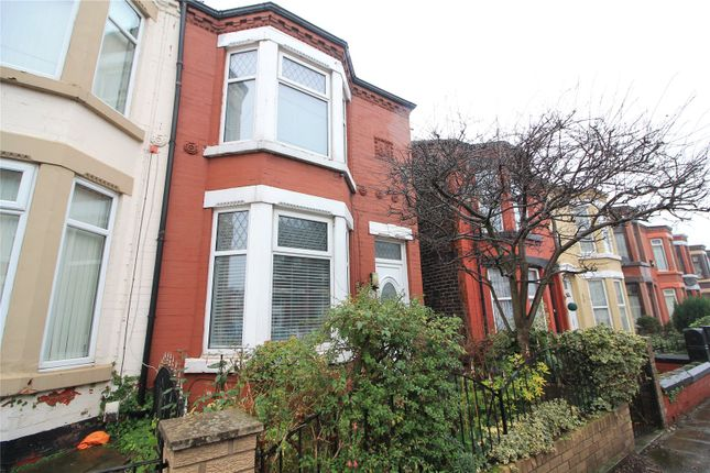 Thumbnail Detached house to rent in Gloucester Road, Bootle