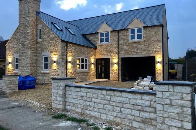Thumbnail Detached house for sale in Church Street, Baston, Peterborough, Cambridgeshire.