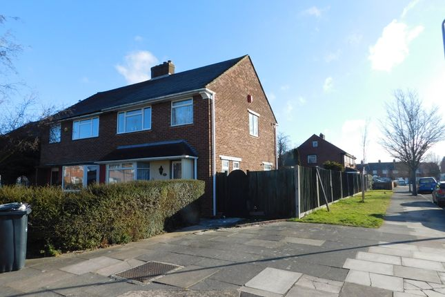 Thumbnail End terrace house to rent in Down Close, Northolt