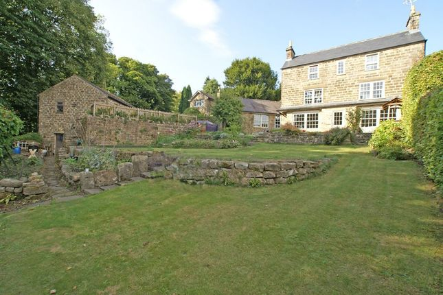 Thumbnail Detached house for sale in Rattle, Ashover, Chesterfield, Derbyshire