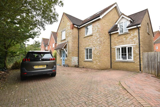 Thumbnail Detached house for sale in Great Ashby Way, Stevenage