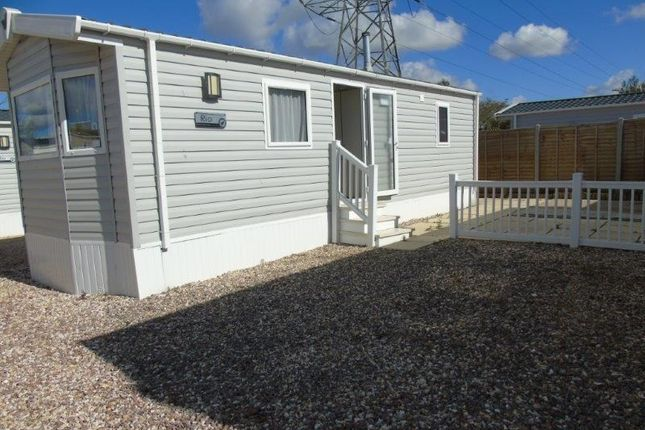 Thumbnail Mobile/park home for sale in Tewkesbury Road, Norton, Gloucester