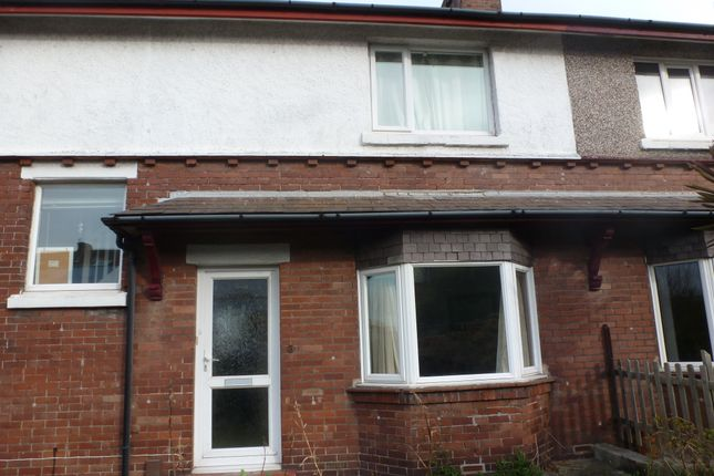 Thumbnail Terraced house for sale in Greenbank Cottages, Greenbank, Plymouth