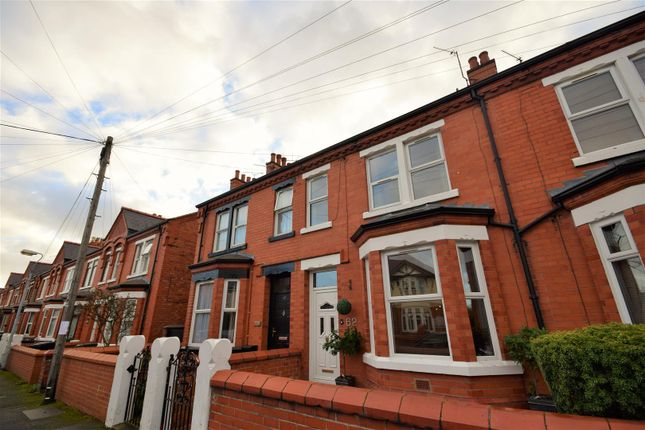 Thumbnail Terraced house for sale in Beechley Road, Wrexham