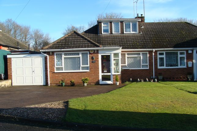 Thumbnail Bungalow for sale in Cleves Road, Rubery