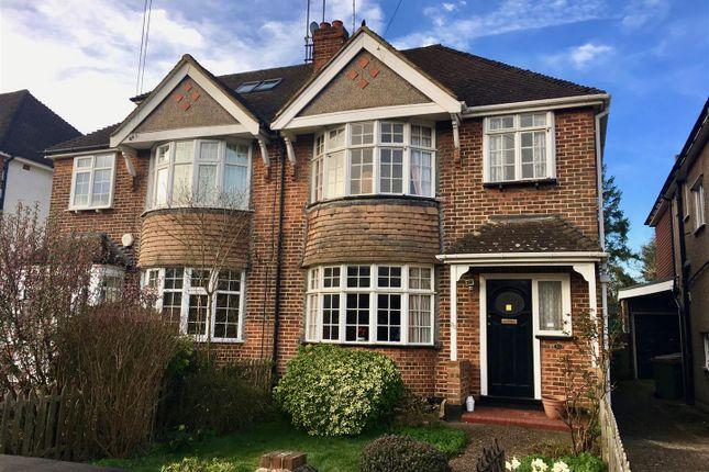 Thumbnail Semi-detached house for sale in Woodlands Copse, Ashtead Woods Road, Ashtead