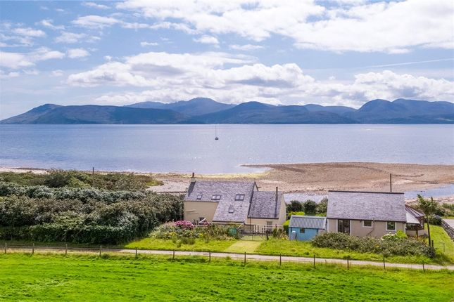 Thumbnail Detached house for sale in Campbells Cottage, Skipness, Tarbert, Argyll And Bute