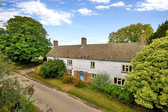 Thumbnail Property for sale in Owston, Oakham, Leicestershire
