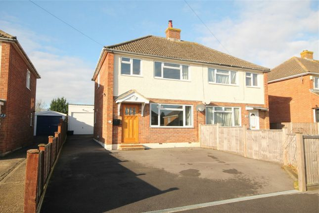 3 bed semi-detached house to rent in Roman Way, Thatcham