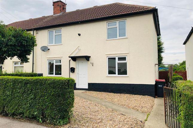 Thumbnail Property to rent in Martyn Avenue, Sutton-In-Ashfield