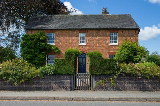 Thumbnail Detached house for sale in Newton Farm, Newton Regis, Warwickshire