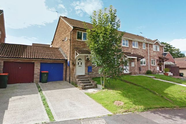 Thumbnail Semi-detached house to rent in Mill Heath, Bettws