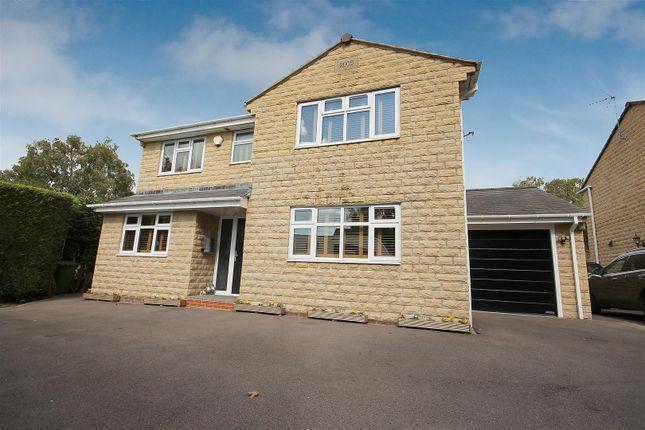 Thumbnail Detached house for sale in Longacre Court, Longacre Road, Dronfield