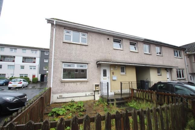 End terrace house for sale in Tay Place, Johnstone, Renfrewshire