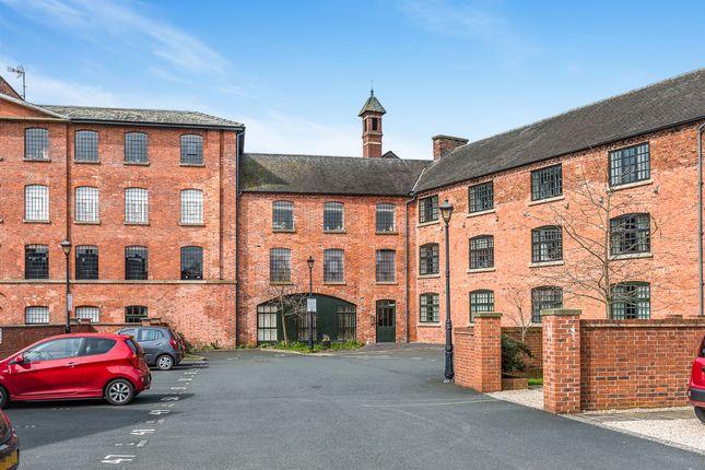 Thumbnail Flat for sale in High Street, Tean, Stoke-On-Trent