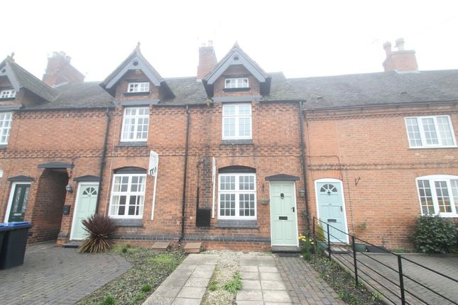 Thumbnail Terraced house to rent in Main Road, Sheepy Magna, Atherstone