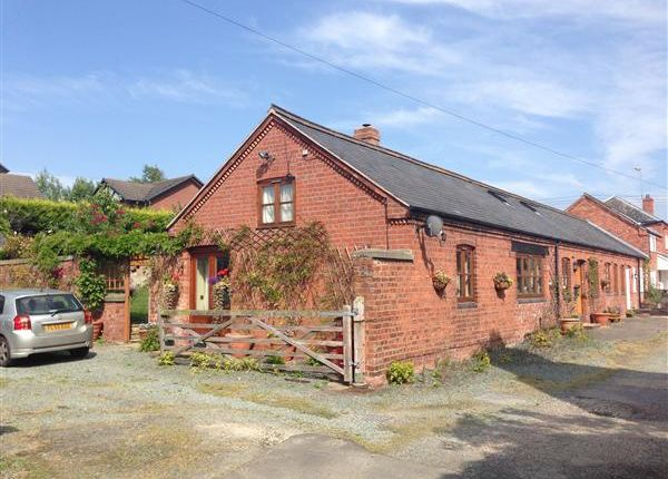 Thumbnail Semi-detached house for sale in The Old Dairy, Church Stoke, Montgomery
