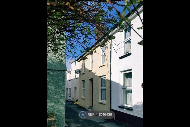 2 bed terraced house to rent in Tabernacle Row, Narberth SA67