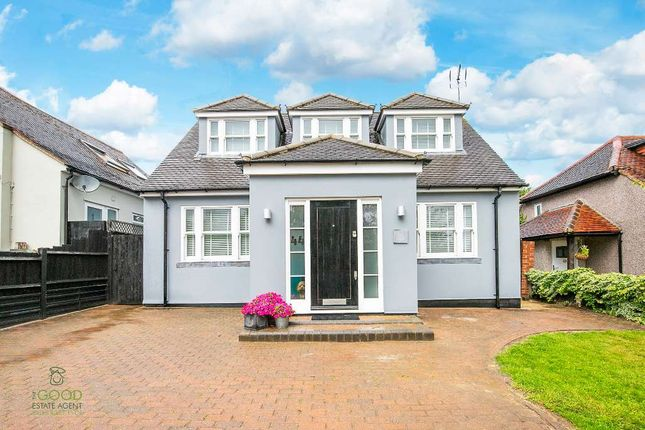 Thumbnail Detached house for sale in Epping Road, Toot Hill