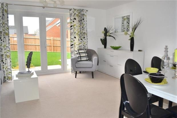 Thumbnail Semi-detached house to rent in Quedgeley, Gloucester