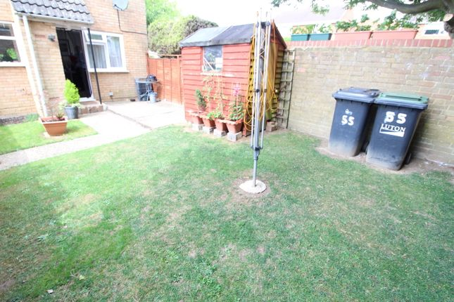 Garden of Whytecliffe Road South, Purley CR8