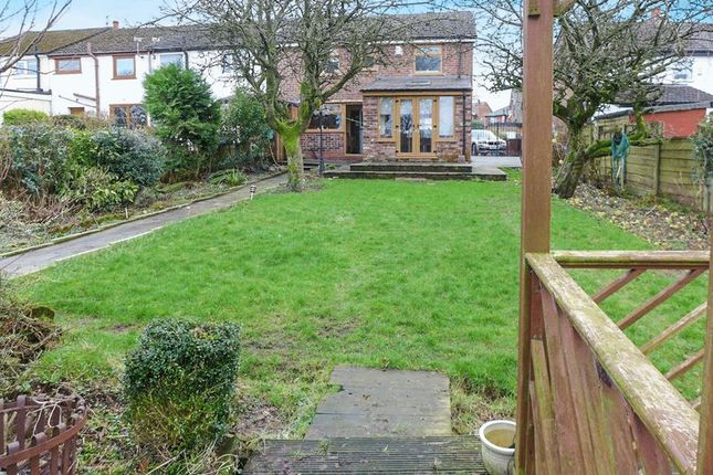 Thumbnail Cottage for sale in Simister Lane, Prestwich, Manchester