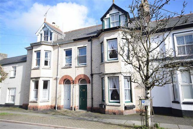 Thumbnail Terraced house for sale in Castle Street, Torrington
