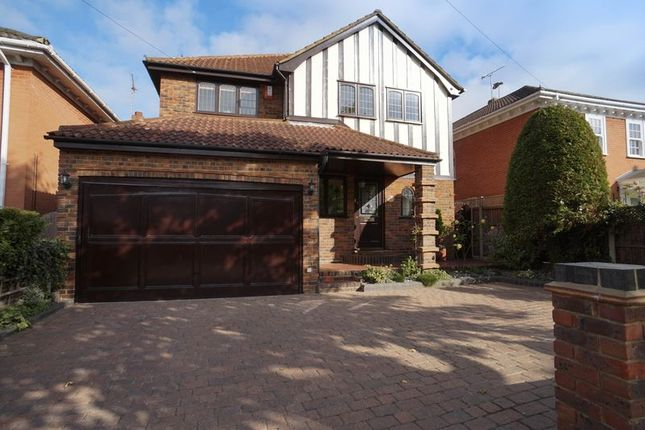 Thumbnail Detached house for sale in Thundersley Grove, Thundersley, Benfleet