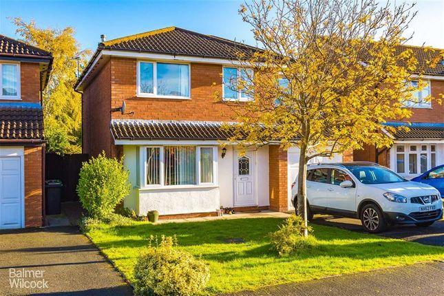 Thumbnail Detached House To Rent In Pennine Lane Golborne Warrington