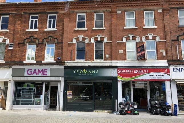 Thumbnail Land for sale in Market Place, Long Eaton, Nottingham