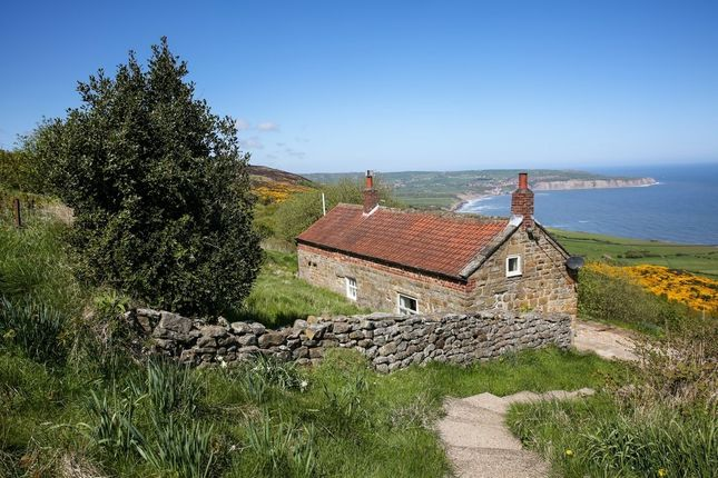 Thumbnail Detached house for sale in Robin Hood Lane, Ravenscar, Scarborough