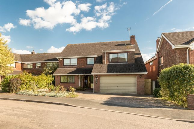 Thumbnail Detached house for sale in Norton Lea, Norton Lindsey, Warwick